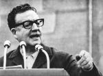 Salvador Allende, président socialiste du Chili, 1971-73