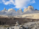 Valle del Frances - Parc national Torres del Paine (Chili)